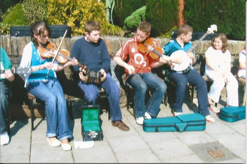 Boherbue Musicians