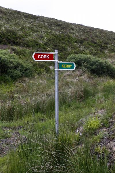 Cork Kerry Signpost