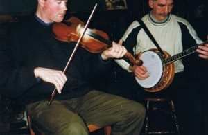 Connie Moynihan, Denis O' Connor, Scartaglen - 2001