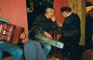 John Walsh, Cork & Jim Barry, Newmarket  - 2001